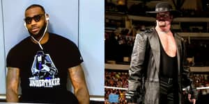 Why Did Lebron James Snub The Undertaker At Cavs Ceremony?