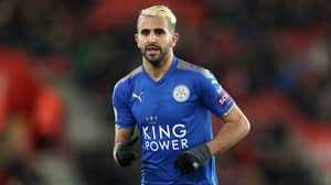 """Riyad Mahrez """"Depressed"""" As Leicester Thwart Move To Manchester City"""