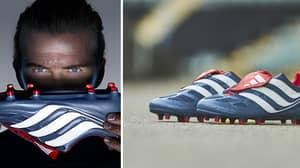 Adidas Launch Throwback Euro 2000 Inspired Predator Boots