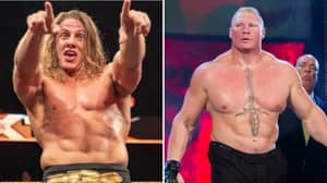 Brock Lesnar And Matt Riddle Reportedly Have 'Verbal Altercation' Backstage
