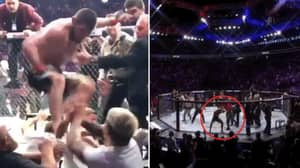 Conor McGregor Gives Detailed Account Of UFC 229 Post-Fight Brawl With Khabib