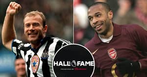 Thierry Henry And Alan Shearer Named As First Premier League Hall Of Fame Entrants