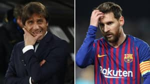 Antonio Conte Breaks Silence Over Inter Milan Wanting To Sign Lionel Messi