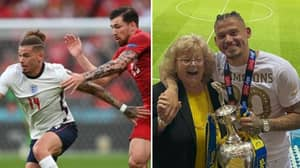 Stats And Heatmap Show Just How Integral Kalvin Phillips Was In England's Semi-Final Win