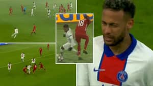 Neymar's Incredible Highlights Vs Bayern Prove He's A Complete Footballer, Unlike Any Other