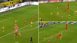 Damning Video Of Sadio Mane Not Passing To Mohamed Salah Divides Liverpool Fans