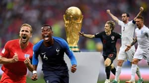 SPORTbible Pick Our World Cup Teams Of The Tournament