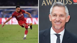 Trent Alexander-Arnold Hilariously Responds To Gary Lineker's Idea That He Should Change Position