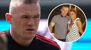 Wayne Rooney Responds To Sun's Story Saying He Took A 'Mystery Woman' Back To Team Hotel