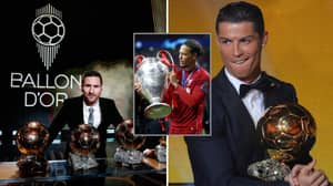 Ballon d'Or Winners If Lionel Messi And Cristiano Ronaldo Couldn't Win It
