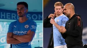 Kevin De Bruyne Was Texting Pep Guardiola 'Like A Friend About A Crush' Over Jack Grealish