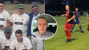 Lad Lost Over Six Stone Before Scoring Winner In FA Cup Tie