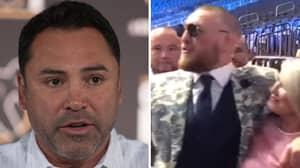 WATCH: Conor McGregor's Perfect Response To Oscar De La Hoya's Sh*t Talk