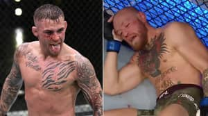 Dustin Poirier Knocks Out Conor McGregor At UFC257