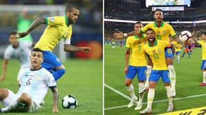 Dani Alves Has Been Called Up To The Brazil National Team Aged 38