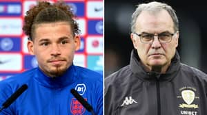 England Star Kalvin Phillips' Holding Midfield Role At Leeds United Is 'A Bit Of A Waste'