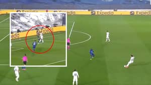 Spanish Media Pinpoint Exactly Why Real Madrid's Equaliser Vs Chelsea Should NOT Have Counted