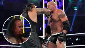 The Undertaker Looked Disgusted With How Goldberg Dream Match Ended In Complete Disaster