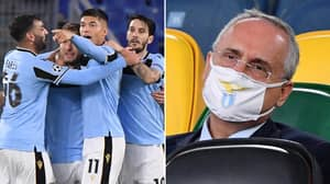 Lazio President Claudio Lotito Uses 'Bacteria In Vagina' Metaphor When Discussing Coronavirus In Bizarre Interview