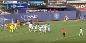 WATCH: Andrea Pirlo Completely Whiffs A Corner