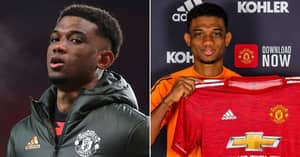 Manchester United's Amad Diallo Fined For False Documents And 'Bogus Parents'