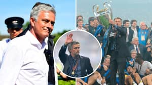 José Mourinho Has Admitted A Return To Serie A Could Be A Real 'Possibility'