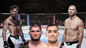 UFC Want To Book McGregor Vs. Cerrone And Khabib Vs. Ferguson In Mini-Lightweight Tournament