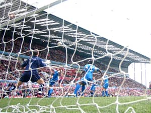 Goal Of The Day: Gary Cahill Scores An Overhead Kick