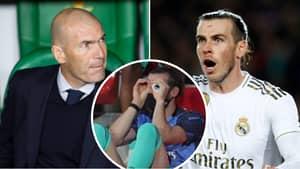 Zinedine Zidane Reveals Why Gareth Bale Was Dropped For Real Madrid's Final La Liga Game