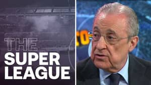 Florentino Perez Says The European Super League In 'On Stand By'