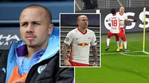 Angeliño Hits Out At 'The Sun' After They Brand Him A 'Manchester City Reject' On Social Media