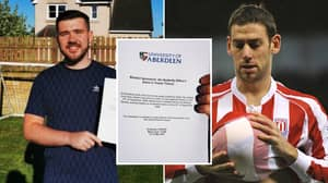 Meet The University Student Who Wrote His 12,000 Word Dissertation On Rory Delap's Long Throw-Ins