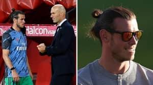 Gareth Bale's Agent Sends Warning To Zinedine Zidane After Latest Snub