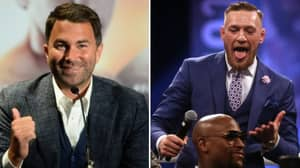 Eddie Hearn Names 'Missed Opponent' Conor McGregor Could Have Faced In Crossover Fight