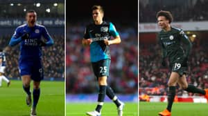 The Top 10 Fastest Players In The Premier League Since Speed Data Was Collected