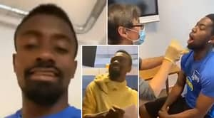 Salomon Kalou Suspended By Hertha Berlin For Video Ignoring Coronavirus Hygiene Rules