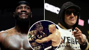 Deontay Wilder Makes Shock Confession Ahead Of Tyson Fury Trilogy Fight