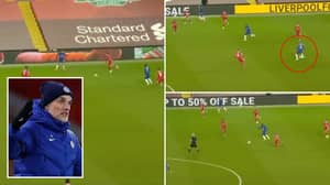 Chelsea Fans Are Incredibly Excited After Seeing 'Tuchel-Ball' In Full Flow Vs Liverpool