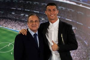 Florentino Perez Threat To Cristiano Ronaldo When He Wanted To Leave For PSG