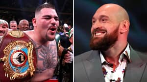Andy Ruiz Jr Blasts Tyson Fury For 'Fat Shaming Me To Stay Relevant'