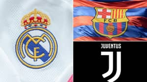 Real Madrid, Barcelona And Juventus Set To Be Expelled From Champions League
