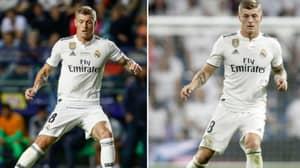 Toni Kroos Breaks Real Madrid La Liga Record With Spellbinding Performance Against Getafe