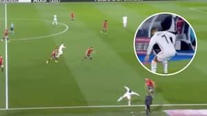 Eden Hazard's Backheel Through Ball Was Complete And Utter Filth