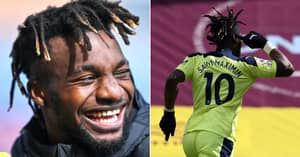 Allan Saint-Maximin Hilariously Ruins Everton Fan On Twitter After Newcastle Heroics