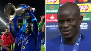 N'Golo Kante Gave Such A Humble Answer When Asked About His Chances Of Winning The Ballon d'Or