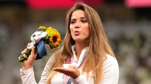 Olympian Auctions Her Silver Medal To Help Pay For Baby's Heart Surgery