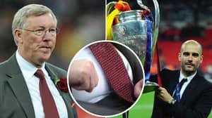 The Time Pep Guardiola Left Sir Alex Ferguson Shaking
