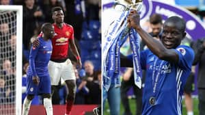 Paul Pogba Claims That France Teammate N'Golo Kante 'Cheats A Lot'