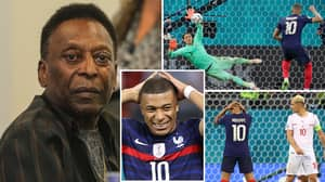 Brazil Legend Pele Sends Message To Kylian Mbappe Over Decisive Penalty Miss In France Defeat