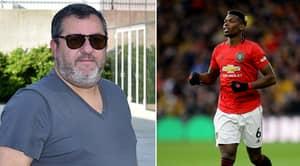 Mino Raiola Says Man Utd Would've Ruined Pele Or Maradona Like They've Done To Pogba